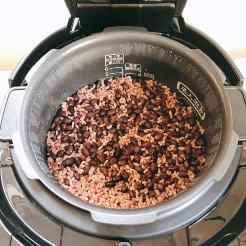 圧力名人 酵素玄米